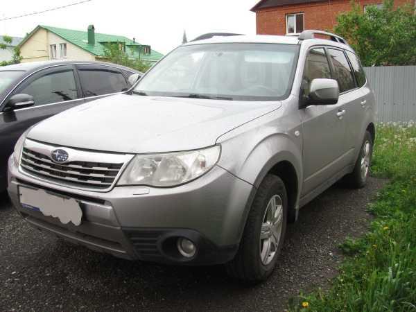 Subaru Forester, 2008 год, 619 000 руб.