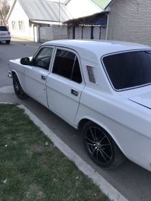 Черкесск ГАЗ 24 Волга 1988