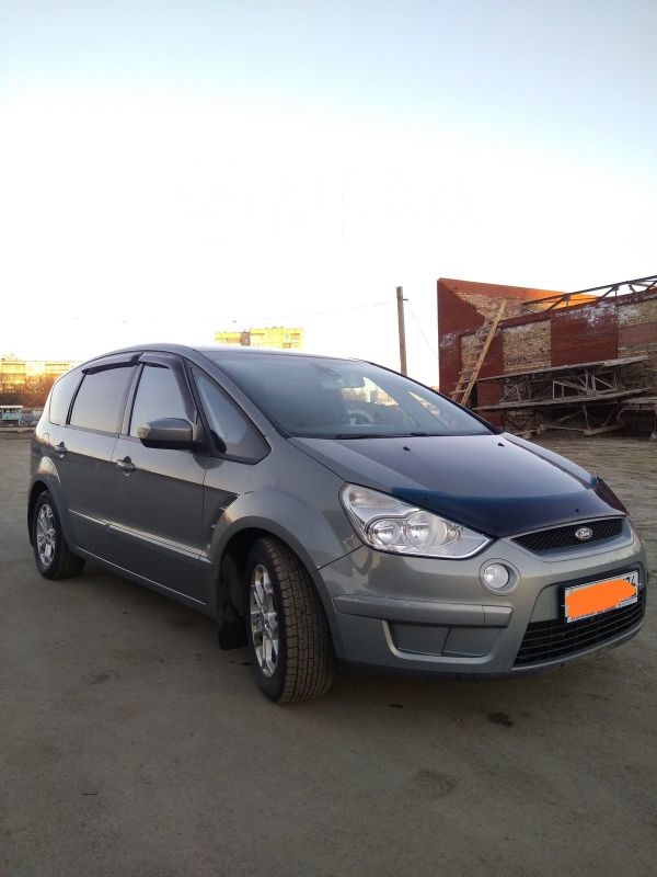 Ford S-MAX, 2008 год, 550 000 руб.