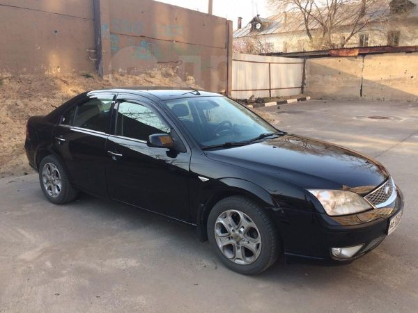 Ford Mondeo, 2005 год, 290 000 руб.