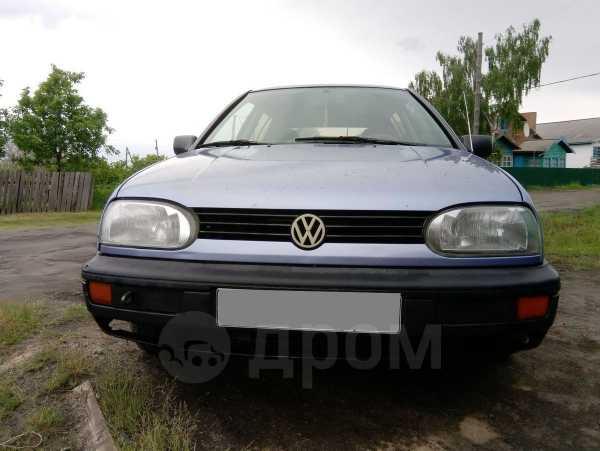 Volkswagen Golf, 1992 год, 78 000 руб.
