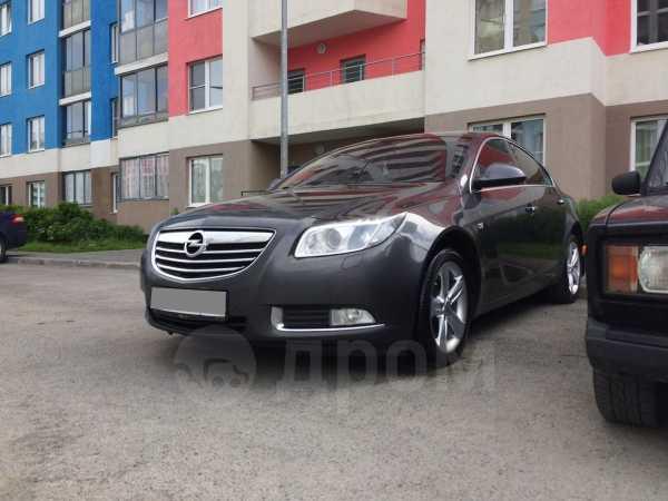 Opel Insignia, 2012 год, 699 000 руб.