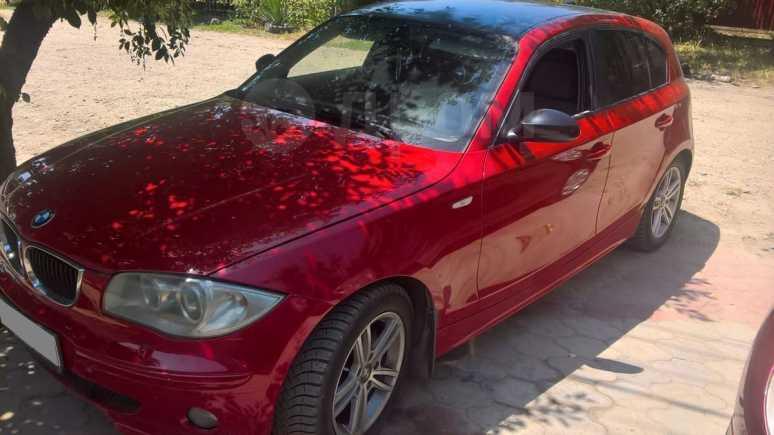 BMW 1-Series, 2006 год, 495 000 руб.