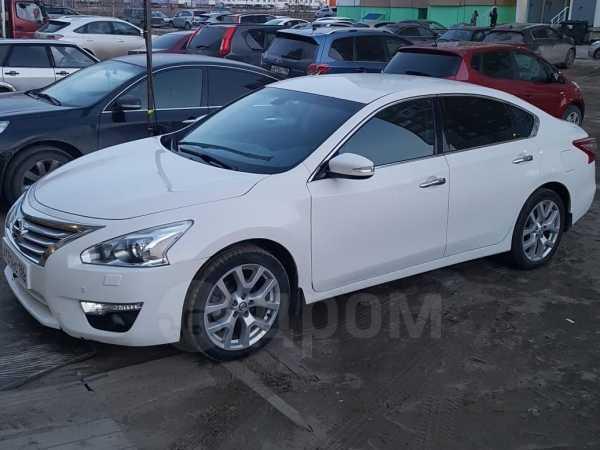 Nissan Teana, 2014 год, 890 000 руб.
