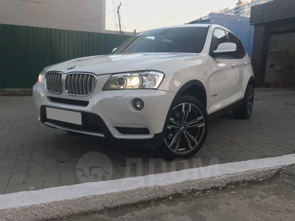 BMW X3, 2012 год, 1 450 000 руб.