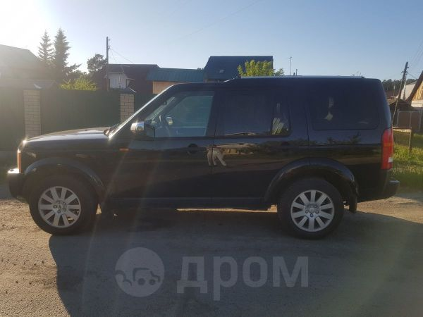 Land Rover Discovery, 2006 год, 630 000 руб.