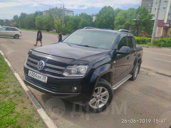 Volkswagen Amarok, 2012 год, 1 255 000 руб.
