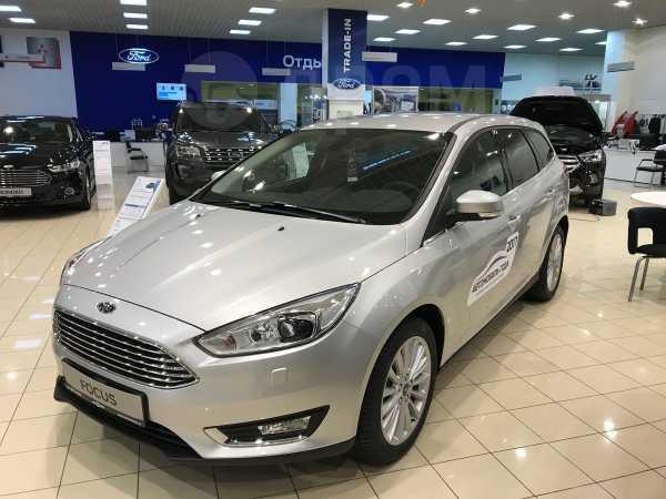 Ford Focus, 2019 год, 1 312 000 руб.