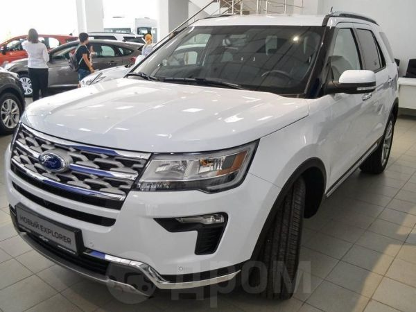 Ford Explorer, 2019 год, 3 430 000 руб.