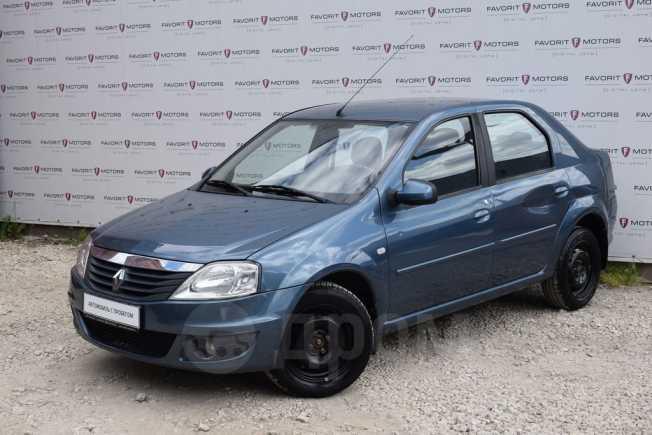 Renault Logan, 2010 год, 330 000 руб.
