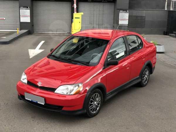 Toyota Echo, 2000 год, 300 000 руб.
