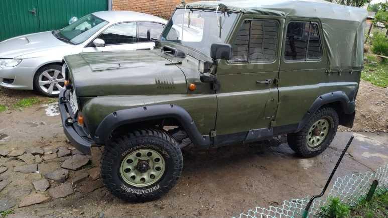 УАЗ 469, 1990 год, 250 000 руб.