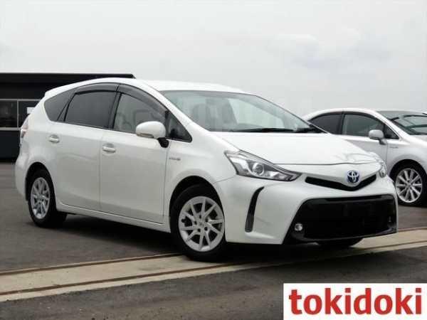 Toyota Prius a, 2016 год, 1 050 000 руб.