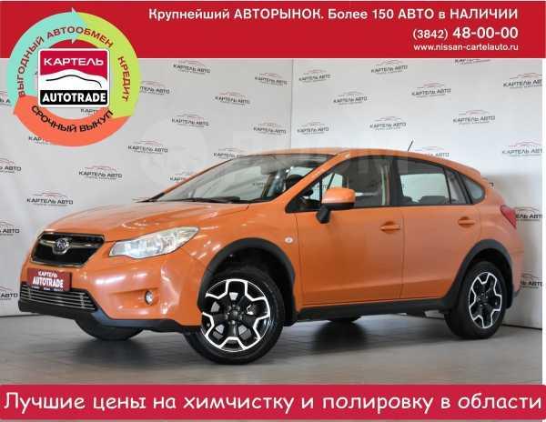 Subaru XV, 2012 год, 799 000 руб.
