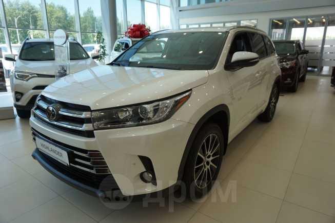 Toyota Highlander, 2019 год, 3 845 334 руб.