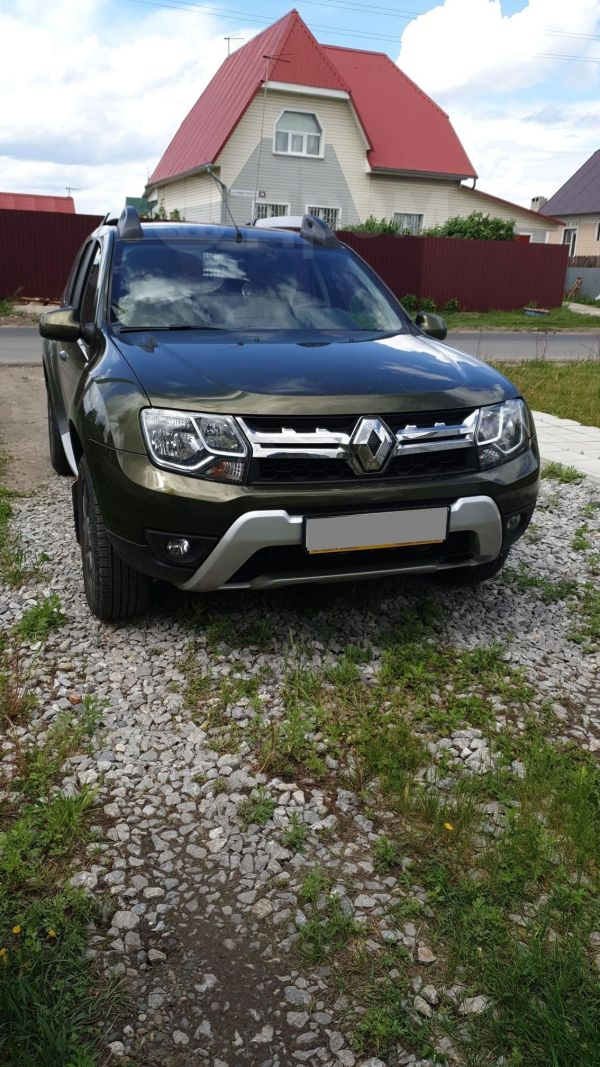 Renault Duster, 2019 год, 1 020 000 руб.