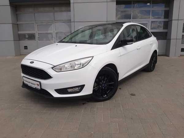 Ford Focus, 2017 год, 799 000 руб.