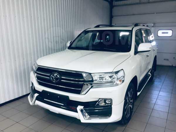 Toyota Land Cruiser, 2019 год, 5 791 000 руб.