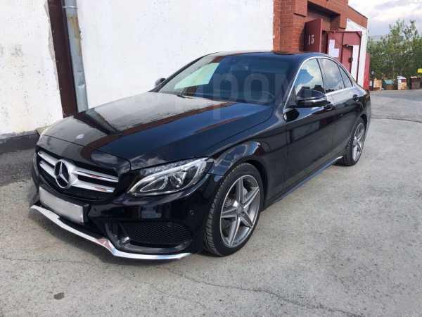 Mercedes-Benz C-Class, 2015 год, 1 575 000 руб.