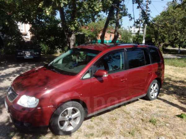 Volkswagen Touran, 2004 год, 380 000 руб.