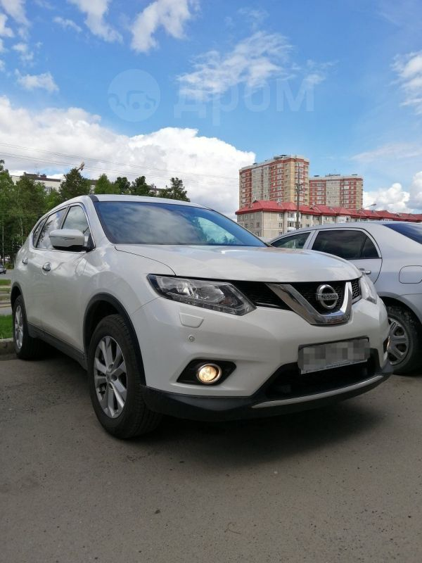 Nissan X-Trail, 2017 год, 1 549 000 руб.
