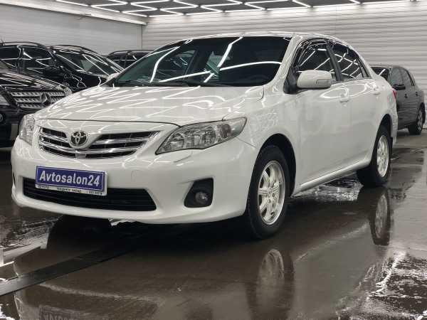 Toyota Corolla, 2010 год, 549 999 руб.