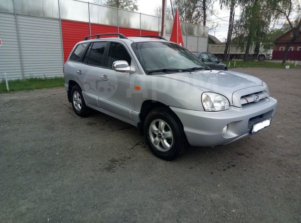 Hyundai Santa Fe Classic, 2009 год, 469 000 руб.