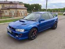 Омск Impreza WRX STI