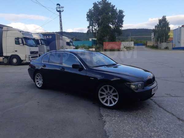 BMW 7-Series, 2005 год, 590 000 руб.