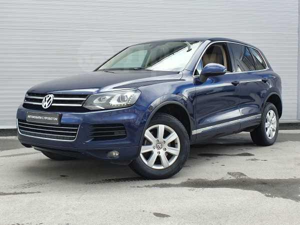 Volkswagen Touareg, 2011 год, 1 169 000 руб.