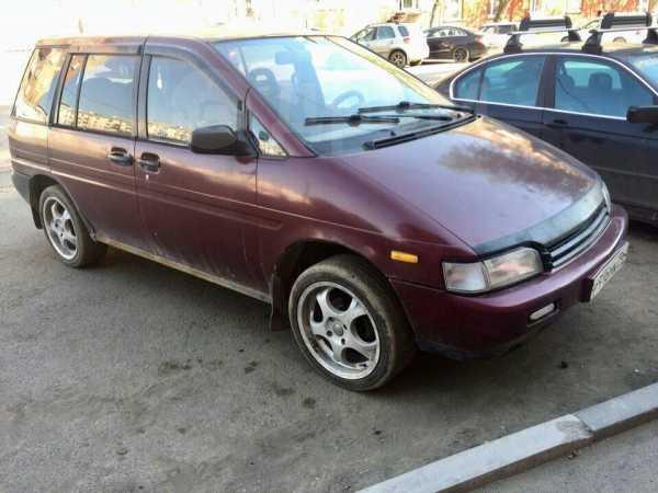 Nissan Prairie, 1991 год, 40 000 руб.