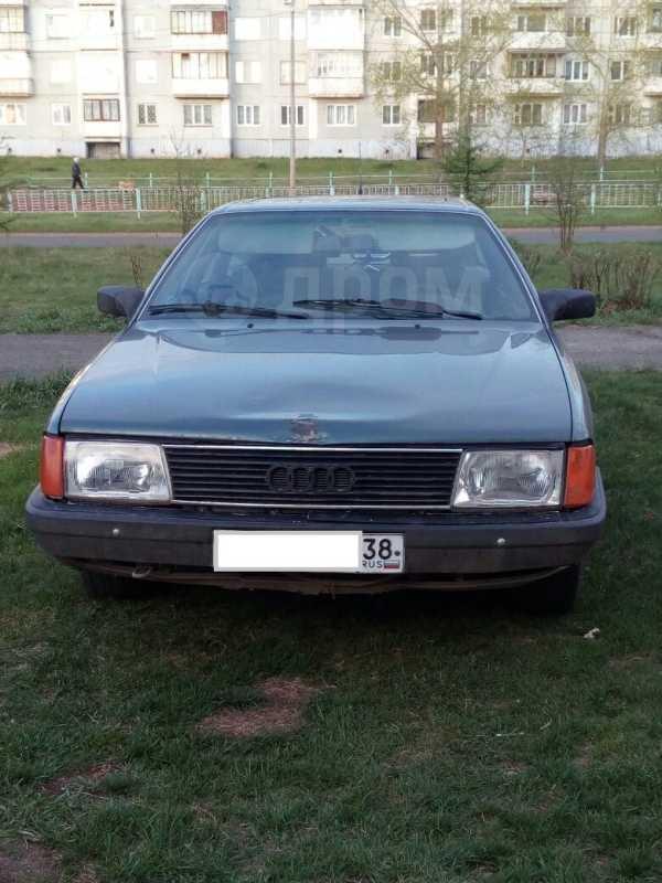 Audi 100, 1988 год, 80 000 руб.