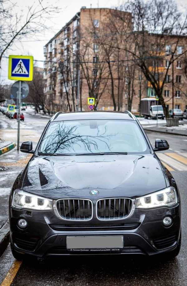 BMW X3, 2014 год, 1 300 000 руб.