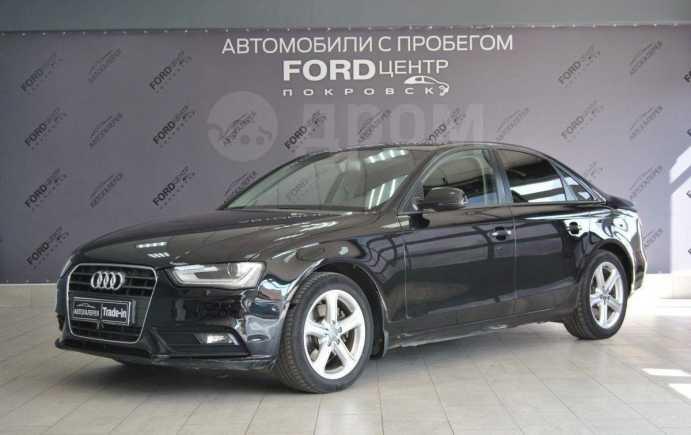 Audi A4, 2012 год, 698 003 руб.