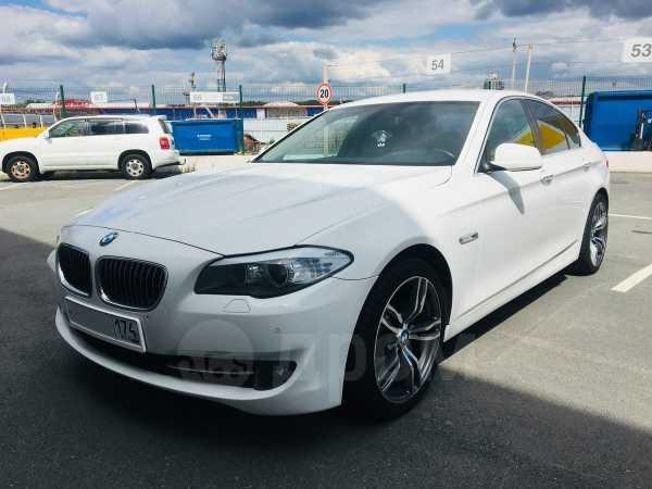 BMW 5-Series, 2012 год, 1 050 000 руб.