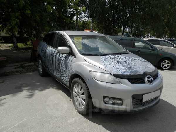 Mazda CX-7, 2007 год, 399 000 руб.