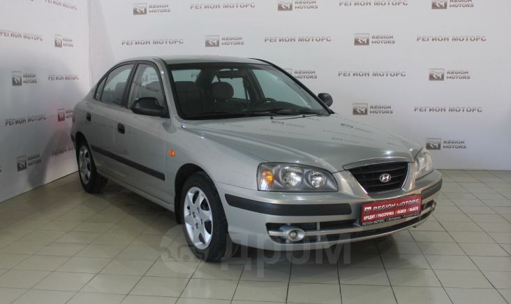 Hyundai Elantra, 2008 год, 364 900 руб.