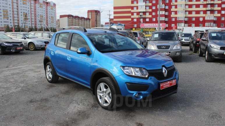 Renault Sandero, 2016 год, 555 000 руб.