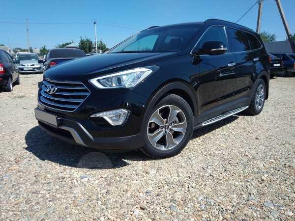 Hyundai Grand Santa Fe, 2014 год, 1 380 000 руб.