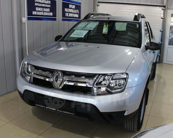 Renault Duster, 2019 год, 992 900 руб.