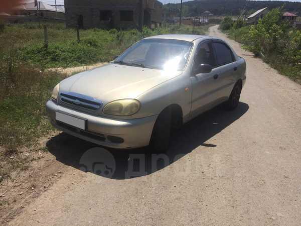 Chevrolet Lanos, 2005 год, 110 000 руб.
