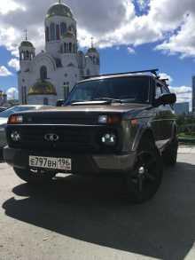 Екатеринбург 4x4 Урбан 2015