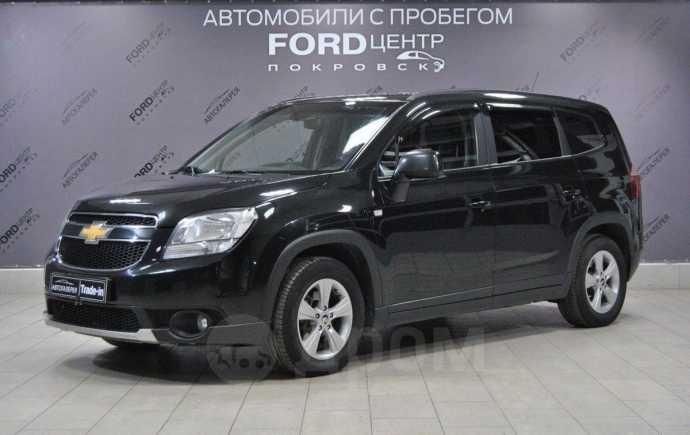 Chevrolet Orlando, 2011 год, 601 003 руб.