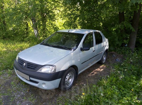 Renault Logan, 2009 год, 205 000 руб.