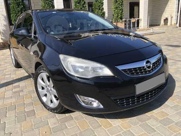 Opel Astra, 2011 год, 508 000 руб.