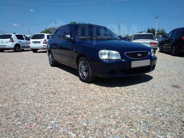Hyundai Accent, 2007 год, 238 000 руб.