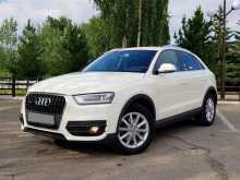 Иркутск Audi Q3 2012