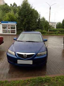 Заринск Mazda6 2004