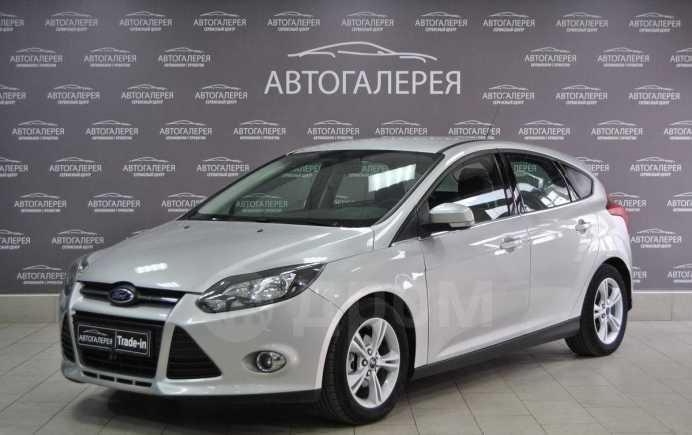 Ford Focus, 2013 год, 518 002 руб.