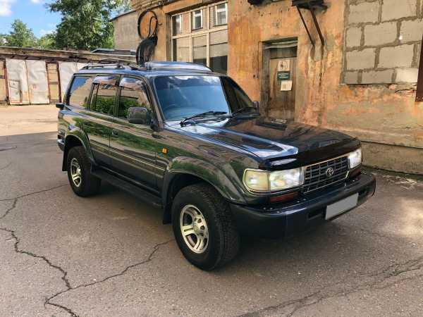 Toyota Land Cruiser, 1993 год, 710 000 руб.